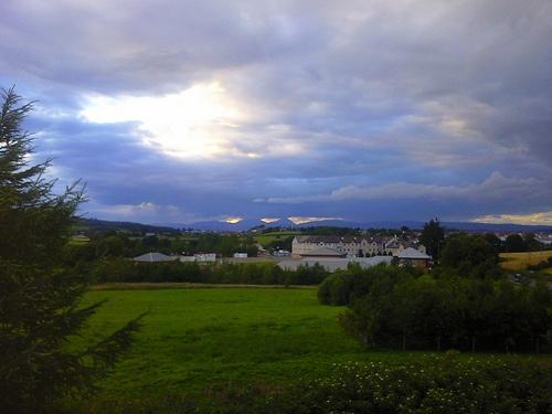 View From Premier Inn Stirling Http Www Europealacarte Co