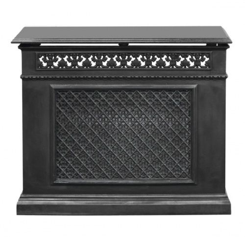 cast iron radiator cover