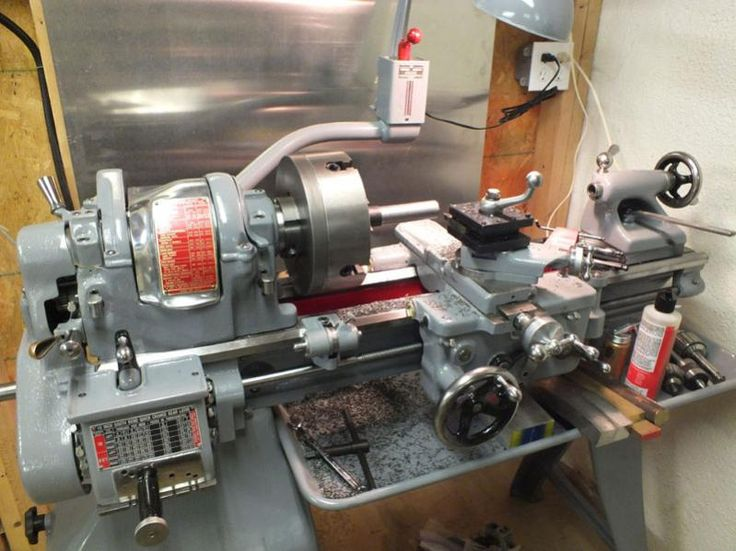 South Bend 10L Heavy lathe