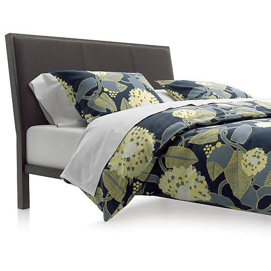 Marimekko Ritva Bed Linens Crate And Barrel Bedrooms