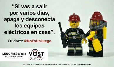 LegofansPanama campaign and Vost