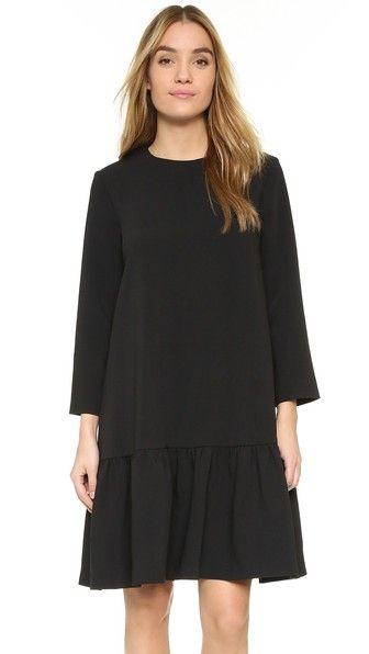 EDIT Easy Peplum Dress | SHOPBOP
