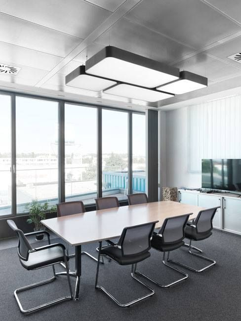 Conference Room Lighting Design: 17 Best Images About Office Boardroom Lighting On