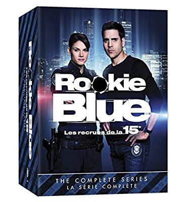 Rookie Blue : The Complete Series (Bilingual): Amazon.ca: Missy Peregrym, Gregory Smith, Charlotte Sullivan, Various: DVD
