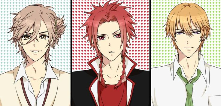 brothers conflict manga feat futo - BROTHERS CONFLICT Characters  マナちゃんの部屋 Manga Art Style