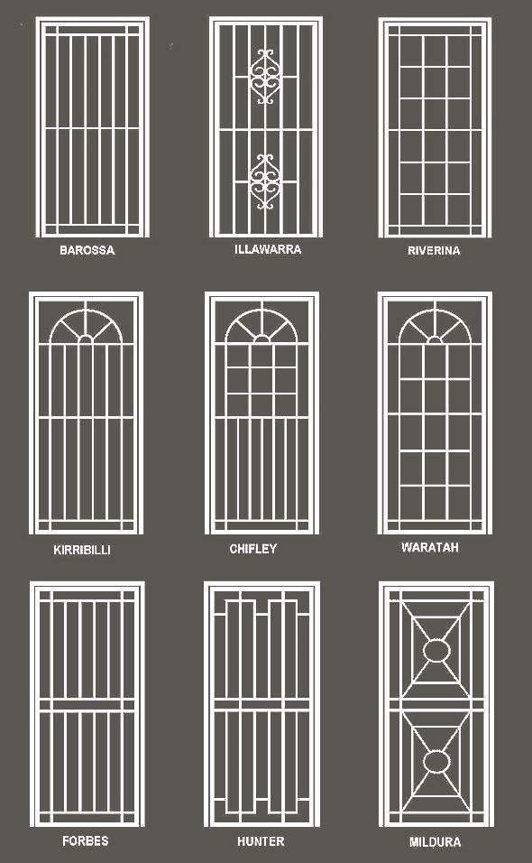 14 Best Security Doors Images On Pinterest Iron Doors