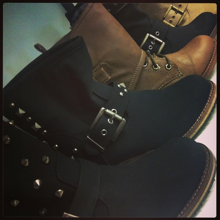 Sneak Peek at New Arrival boots!