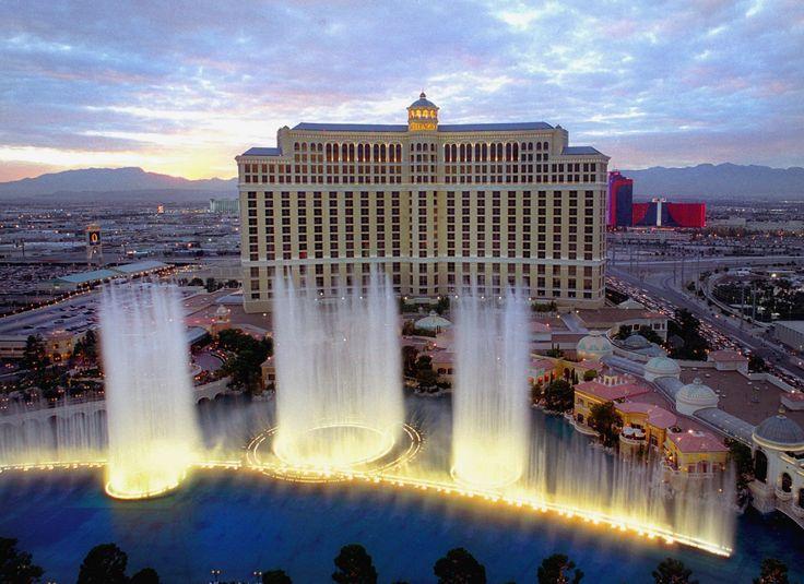 Hotel Bellagio- Las Vegas