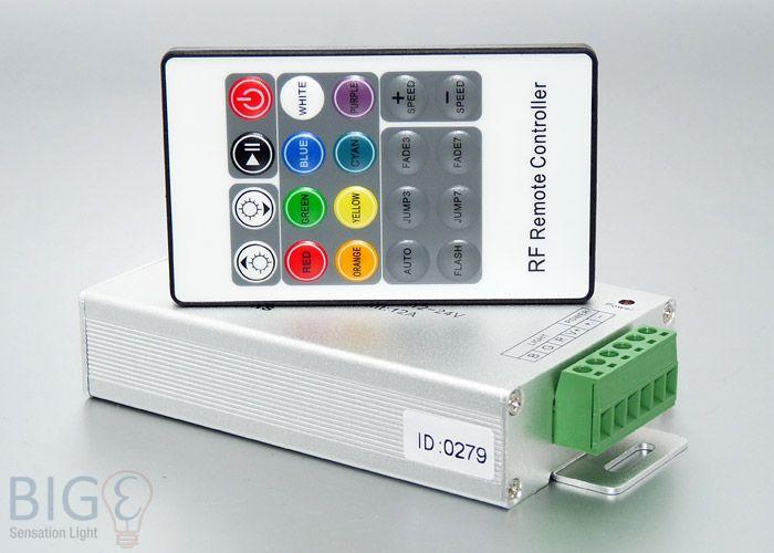 #Nextec #LED #Streifen #RGB Controller mit IR #Fernbedienung 20 Tasten