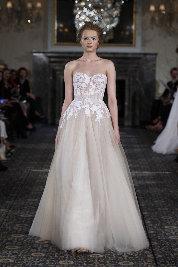 Vintage pearl bridal blog real brides news amp updates wedding - Ss16 Mira Zwillinger