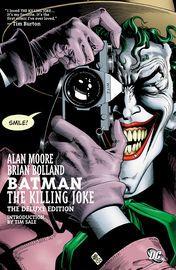 Batman: The Killing Joke - Alan Moore & Brian Bolland - Book - glitterin