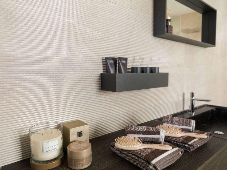 17 meilleures images propos de deco salle de bain sur for Carrelage mural salle de bain porcelanosa