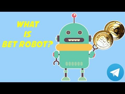 What is Bet Robot? How are people making 6% daily and 1% hourly using this automated betrobot