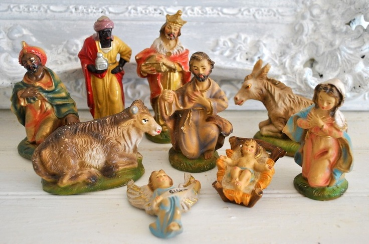 Christmas Manger Sets