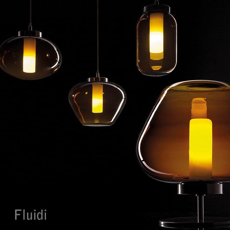 Fluidi Modern Pendant Lamp - #zonca #zoncalighting