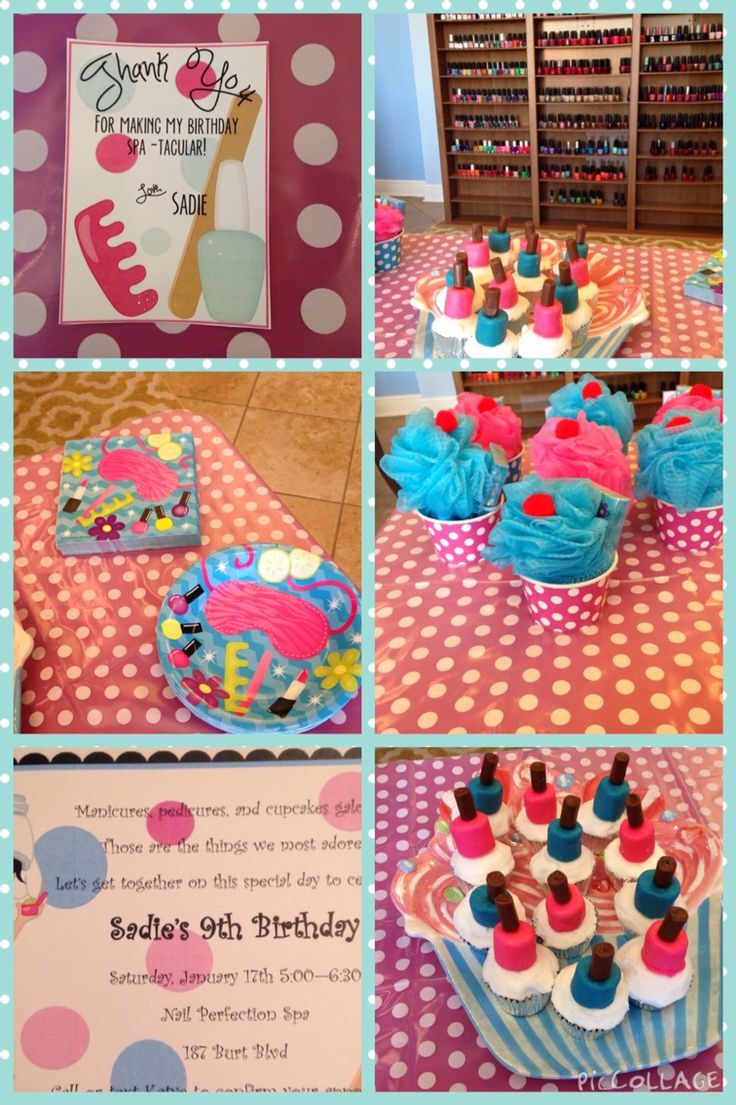 I told my daughter she could have a very SMALL party just because our lives are far too busy at the moment. And truth be told, I beg my kids every year not to have a party. I would rather spend the money on a gift for them than the party. Anyway, she got her wish for a party and I got my wish for keeping it SMALL. I talked the owner of a local nail salon into shutting down early for the party. Such a fun night for my daughter and a few of her closest friends. This party was stress free and…