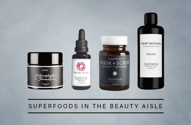 Power up your skin with these 9 superfood beauty products