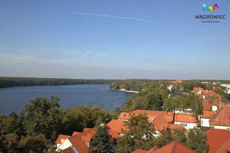 #wagrowiec #wielkopolska #polska #poland #jeziorodurowskie #lake #plaza  #wągrowiec Fot. Ł. Cieślak