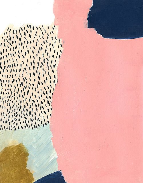 Pink, navy, citron and mint with a hint of snow leopard! …