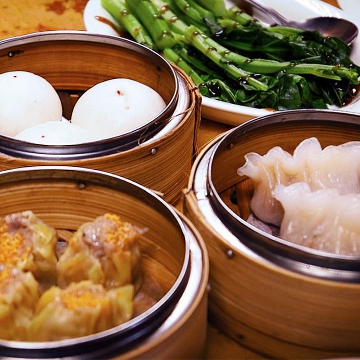 Indulging in classic dim sum at the Hang Ah Tea Room, which claims to be San Francisco Chinatown's oldest dim sum restaurant.