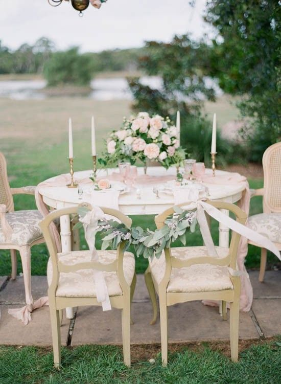 Soft & Romantic Country House Wedding Inspiration