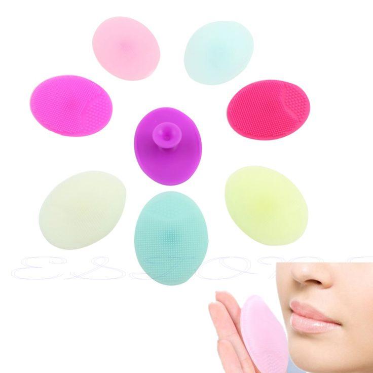 Siliconen Wassen Pad Gezicht Scrubben Mee-eter Gezichtsreiniging Borstel Beauty Tool