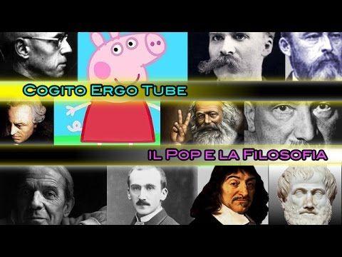 COGITO ERGO TUBE - Il Pop e la Filosofia
