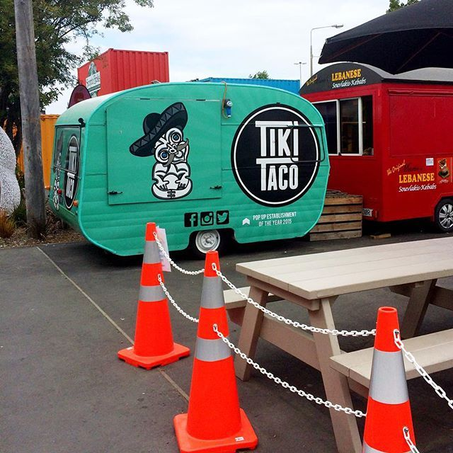 Food Trucks Christchurch