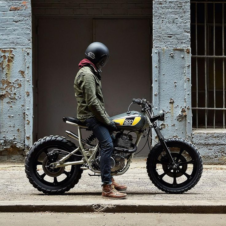 """""""Shaun Brandt of @federalmoto is one of the rising stars of the custom scene, and he's wowed us with several of his builds already. But when he wanted a…"""""""