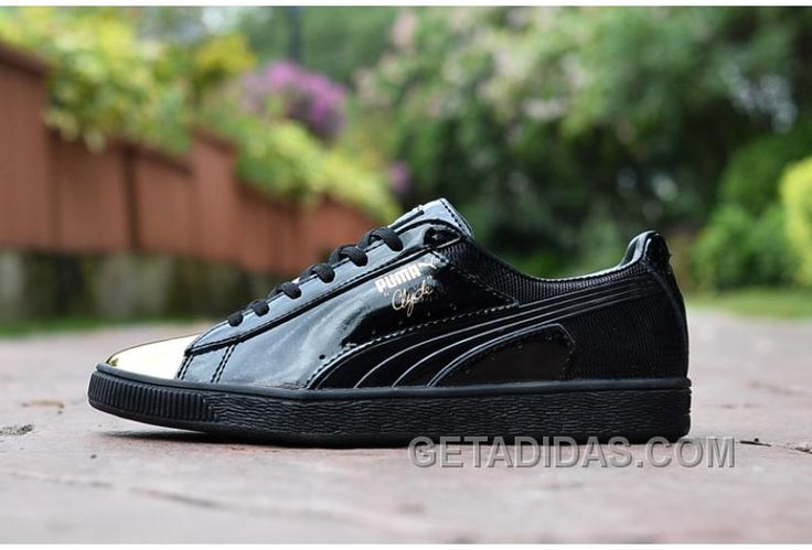 http://www.getadidas.com/puma-clyde-wraith-kpu-black-gold-cheap-to-buy.html PUMA CLYDE WRAITH KPU BLACK GOLD CHEAP TO BUY Only $107.00 , Free Shipping!
