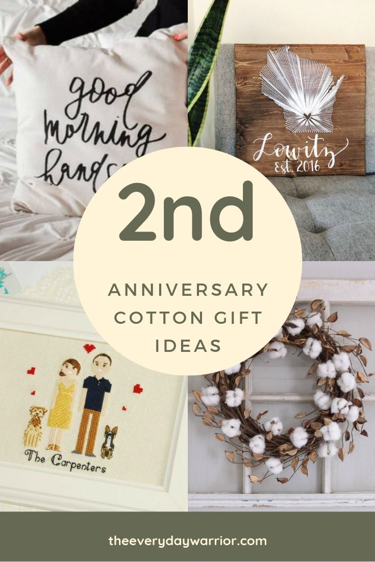 Account Suspended 2nd Anniversary Cotton Cotton Anniversary Gifts Cotton Gifts