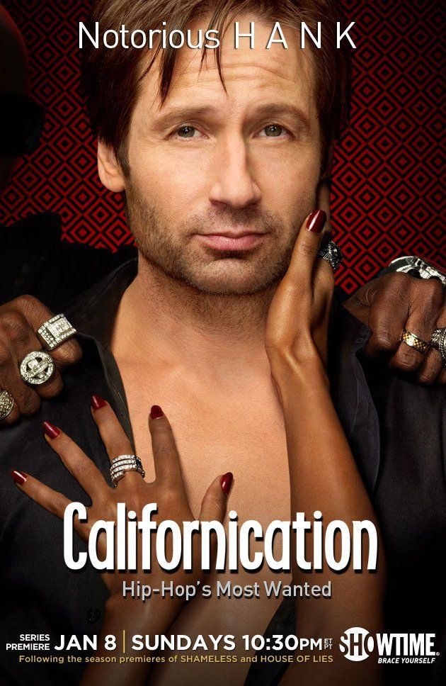 Californication (2007– ): A writer tries to juggle his career, his relationship with his daughter and his ex-girlfriend, as well as his appetite for beautiful women.