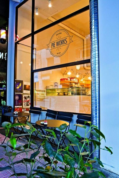 Pie Works: Στο Κολωνάκι θα δοκιμάσεις τις πιο... μαμαδίστικες πίτες της πόλης! - Γεύση - Athens Magazine