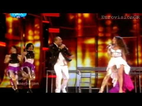 EUROVISION 2009 3rd WINNER AZERBAIJAN AYSEL & ARASH ALWAYS -HQ STEREO (+...