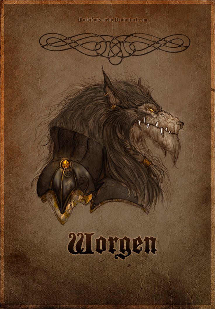 World of Warcraft Worgen Art Some of the best World of Warcraft Artwork