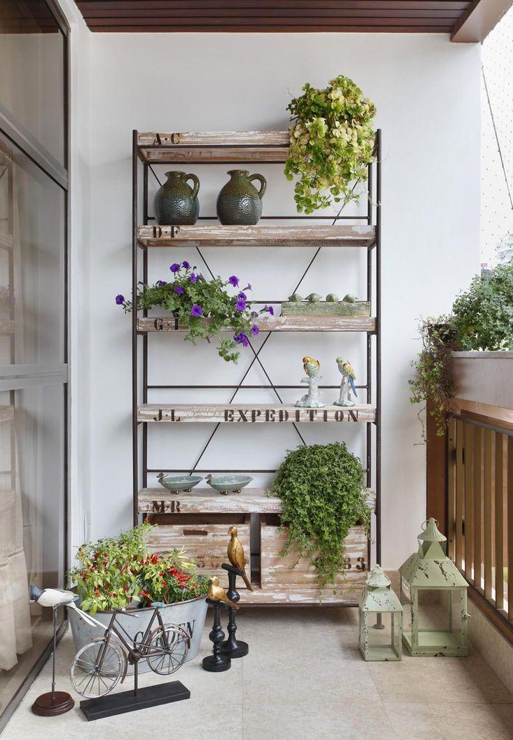 M s de 20 ideas incre bles sobre estantes de plantas en - Estantes para plantas ...