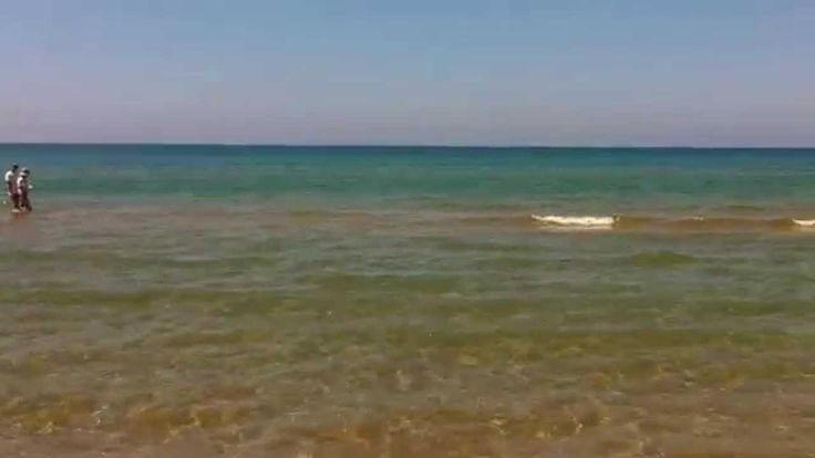Пляж Санта Мария дель Фокалло Сицилия