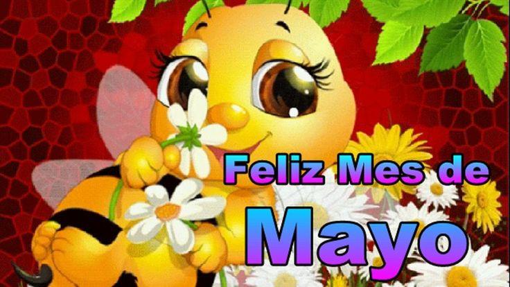 Te deseo un Feliz mes de Mayo con mis mejores buenos deseos  para ti en este nuevo mes que esta por comenzar. Que este lleno de felicidad, sueños e ilusiones en este #felizMayo
