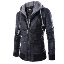 New Arrival Men Casual Pu Jacket With Hood Long Sleeve Men Slim fit Leather Jackets High Quality leather jacket with hoodie     Tag a friend who would love this!     FREE Shipping Worldwide     #Style #Fashion #Clothing    Get it here ---> http://www.alifashionmarket.com/products/new-arrival-men-casual-pu-jacket-with-hood-long-sleeve-men-slim-fit-leather-jackets-high-quality-leather-jacket-with-hoodie/