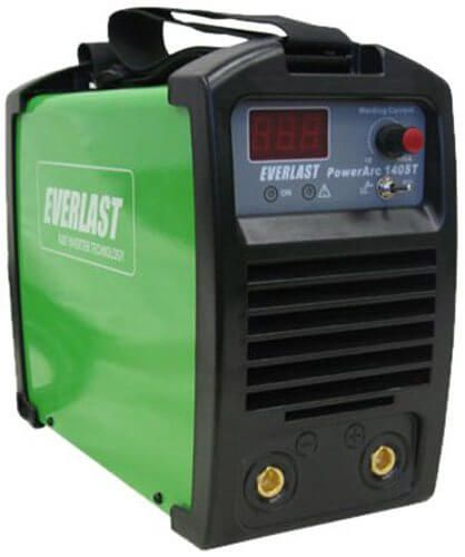 EVERLAST PowerARC 140 TIG / Stick IGBT Welder