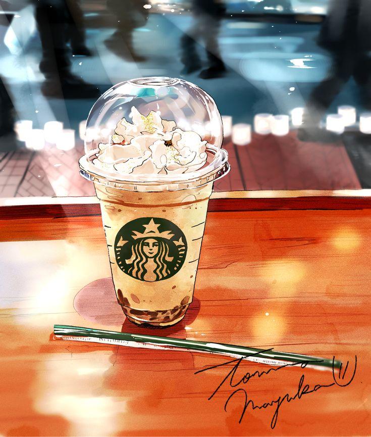 0730 pm starbucks coffee coisas para desenhar