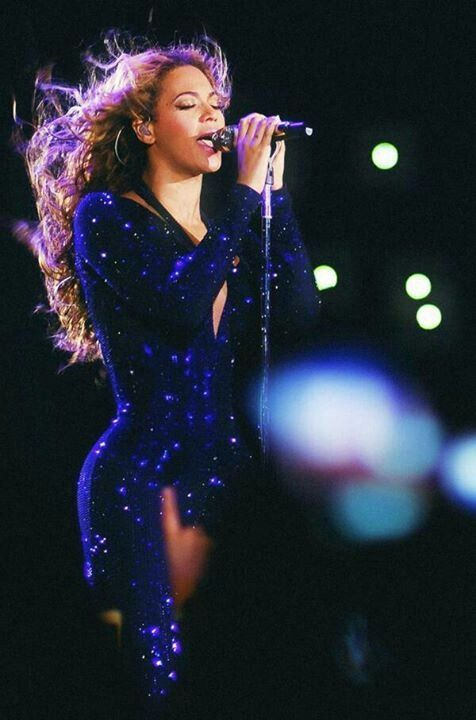 I will never forget the first time I saw her live.