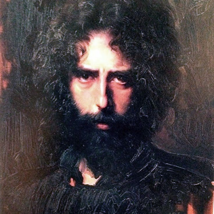 Joaquín Torrents Lladó (Palma de Mallorca, 1946 - 1993) - Self Portrait