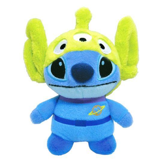 Disney Stitch x Toy Story Alien Plush by Runa