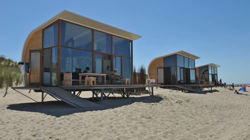 Strandcamping Groede | Mieten