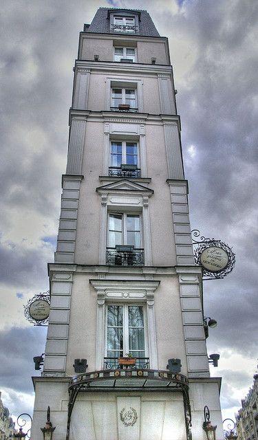 Hotel les jardins du Trocadéro, Paris