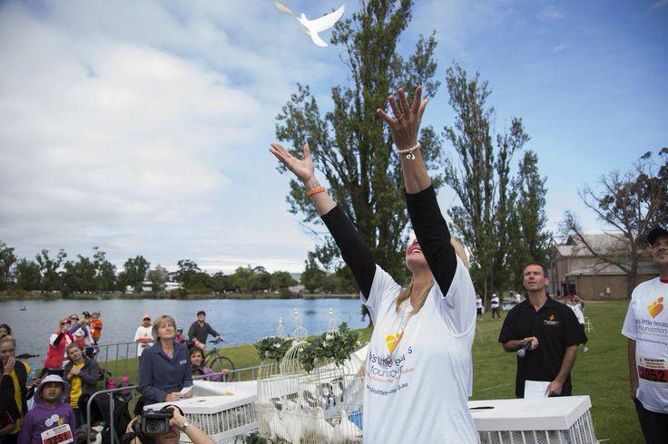 Melbourne Dove Ceremony 2013