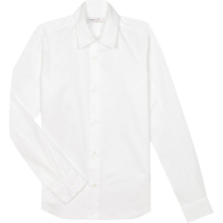 chemise tom blanche