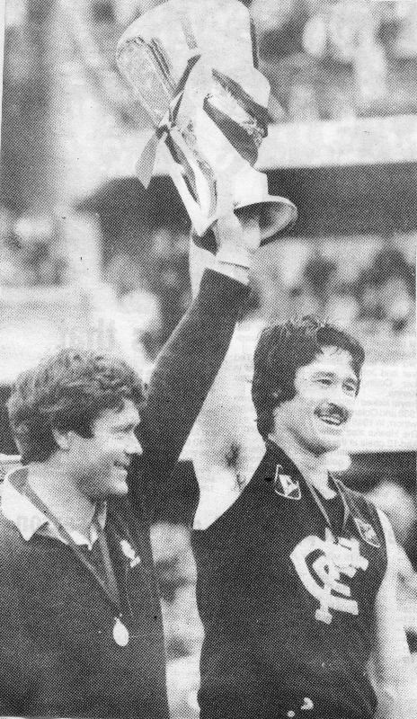 1981 Grand Final : Blueseum - Online Carlton Football Club Museum