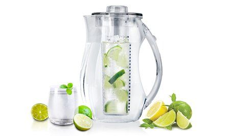 image for InFuzeH20 Fruit-Infuser Water Pitcher